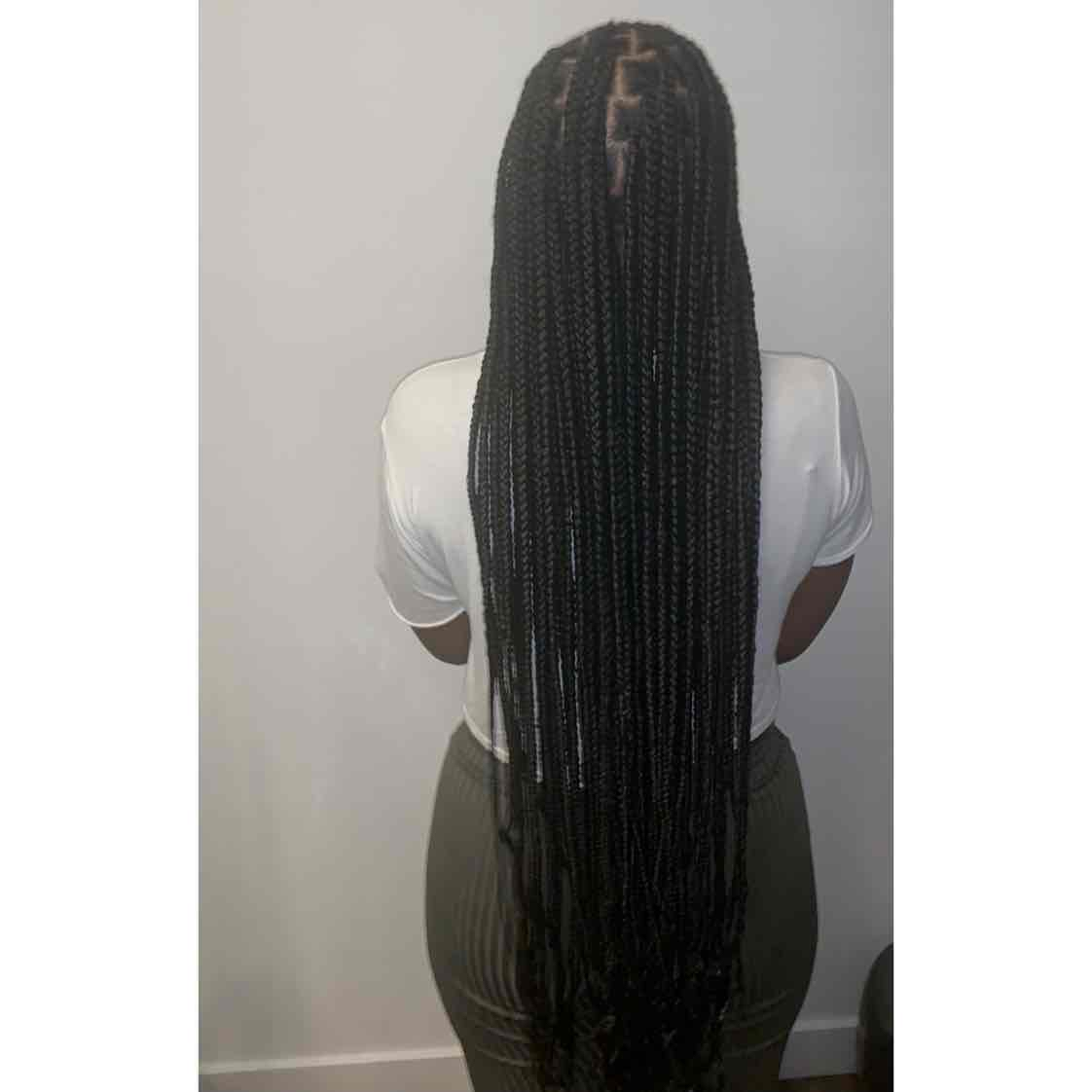 salon de coiffure afro tresse tresses box braids crochet braids vanilles tissages paris 75 77 78 91 92 93 94 95 MEUESASH