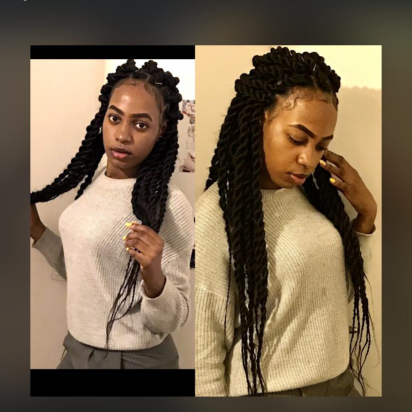 salon de coiffure afro tresse tresses box braids crochet braids vanilles tissages paris 75 77 78 91 92 93 94 95 ZAMUQHAW