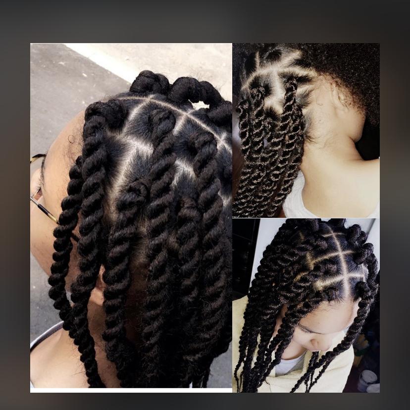 salon de coiffure afro tresse tresses box braids crochet braids vanilles tissages paris 75 77 78 91 92 93 94 95 TEZLKMZB