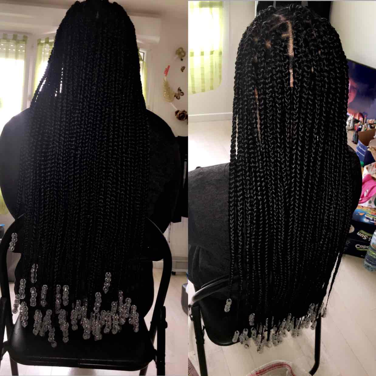 salon de coiffure afro tresse tresses box braids crochet braids vanilles tissages paris 75 77 78 91 92 93 94 95 LKIUTAPB