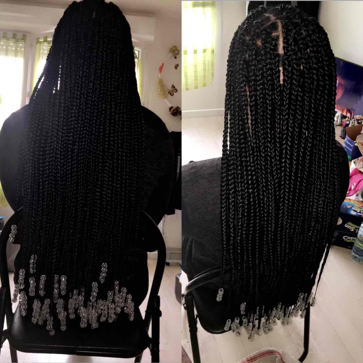 salon de coiffure afro tresse tresses box braids crochet braids vanilles tissages paris 75 77 78 91 92 93 94 95 RDOJQJMM