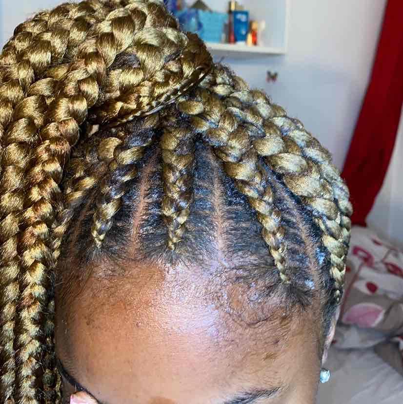 salon de coiffure afro tresse tresses box braids crochet braids vanilles tissages paris 75 77 78 91 92 93 94 95 KXMNRXFN