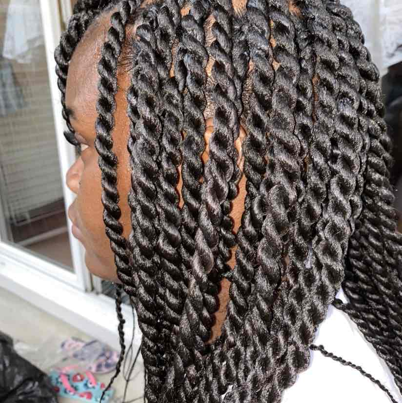 salon de coiffure afro tresse tresses box braids crochet braids vanilles tissages paris 75 77 78 91 92 93 94 95 VGJYTRFR