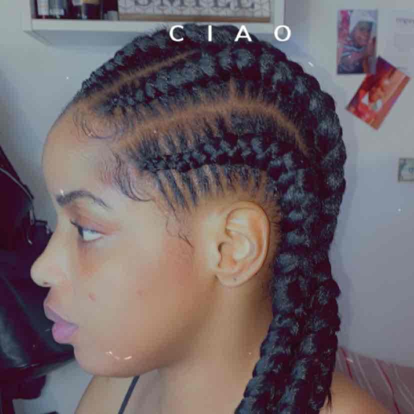 salon de coiffure afro tresse tresses box braids crochet braids vanilles tissages paris 75 77 78 91 92 93 94 95 INLYOAMG