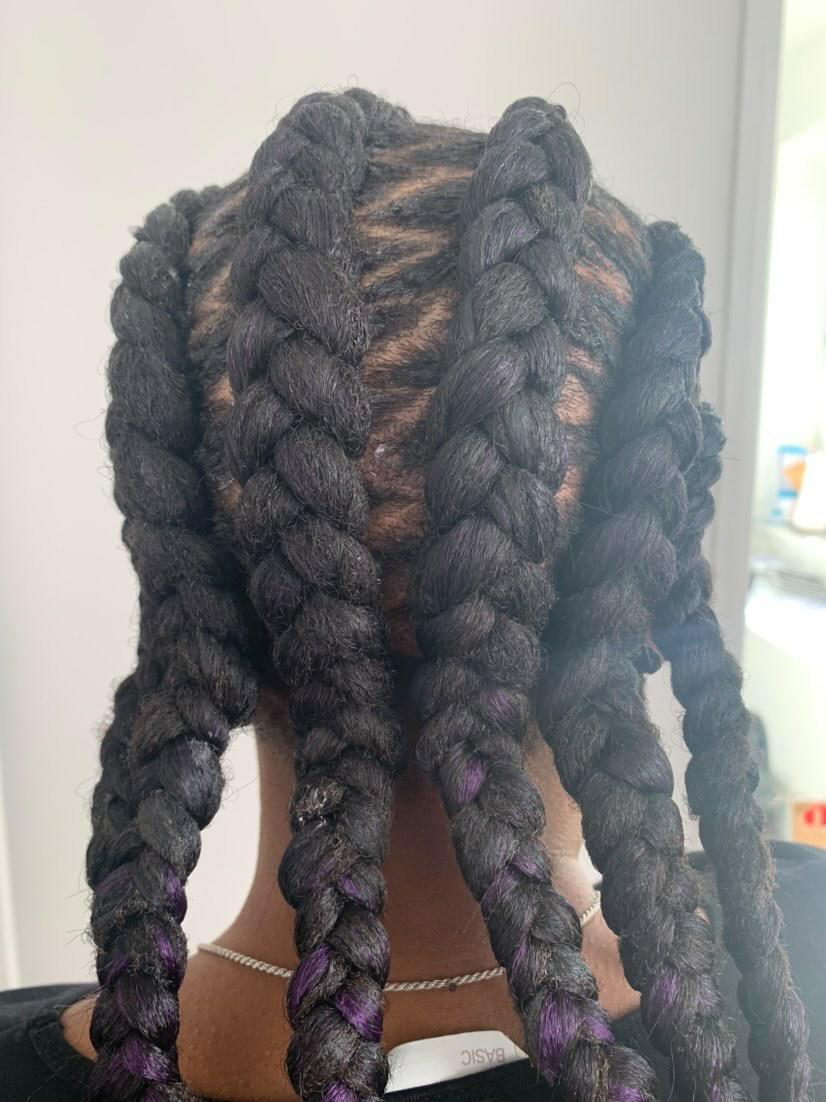 salon de coiffure afro tresse tresses box braids crochet braids vanilles tissages paris 75 77 78 91 92 93 94 95 TAYVJRBU