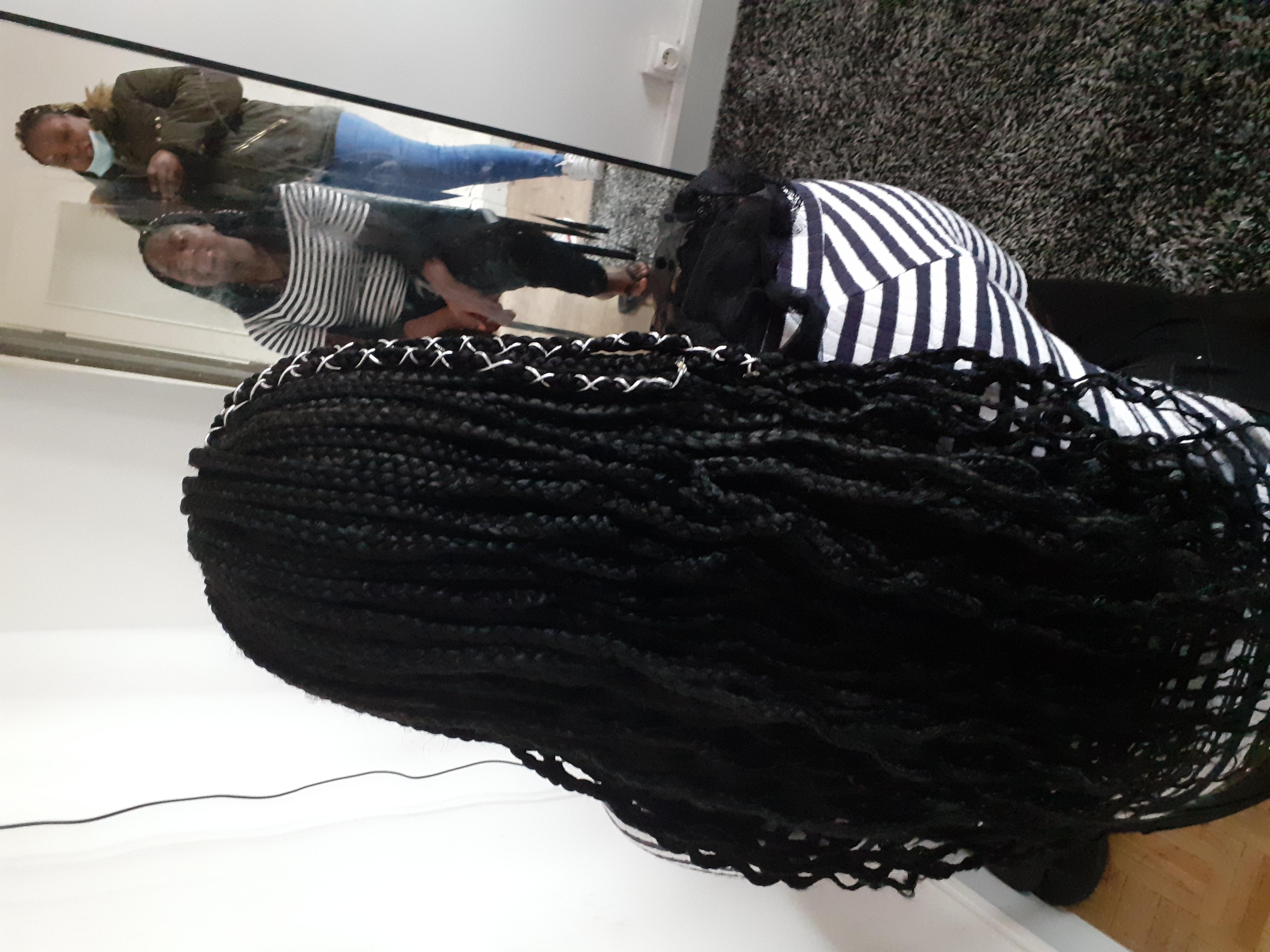 salon de coiffure afro tresse tresses box braids crochet braids vanilles tissages paris 75 77 78 91 92 93 94 95 NHEDETKT