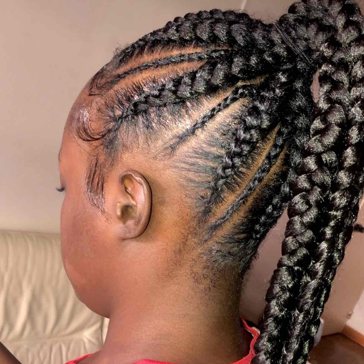 salon de coiffure afro tresse tresses box braids crochet braids vanilles tissages paris 75 77 78 91 92 93 94 95 UXOOESIC