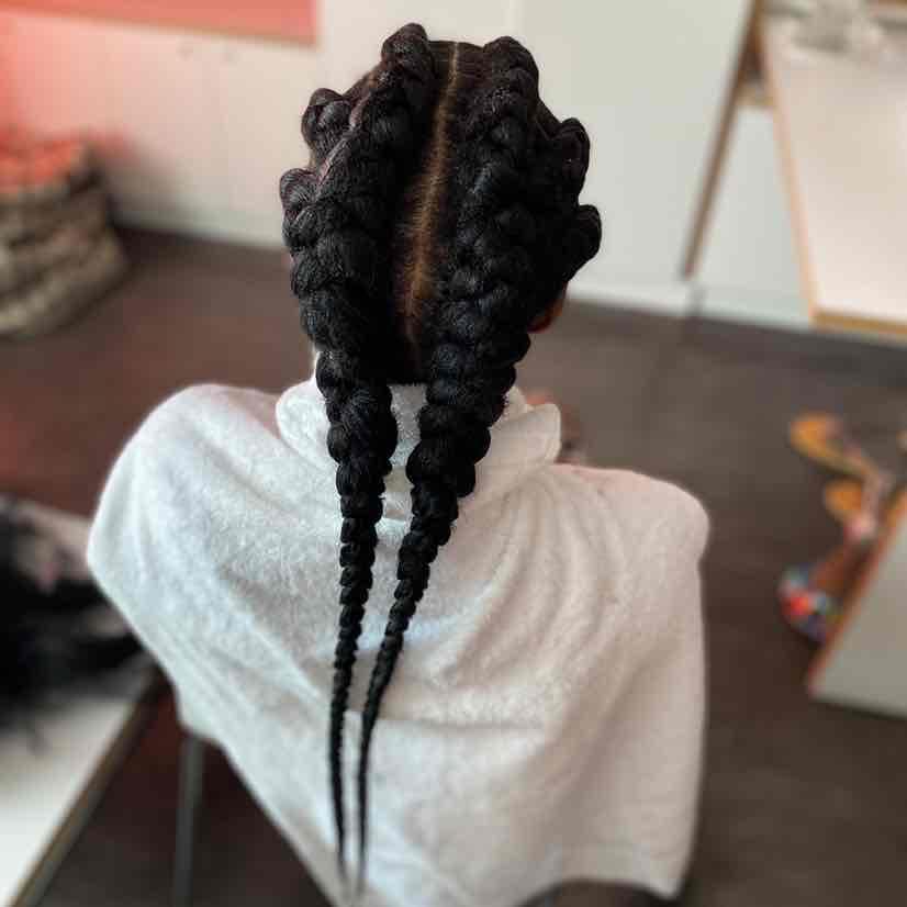 salon de coiffure afro tresse tresses box braids crochet braids vanilles tissages paris 75 77 78 91 92 93 94 95 KEERQJFZ