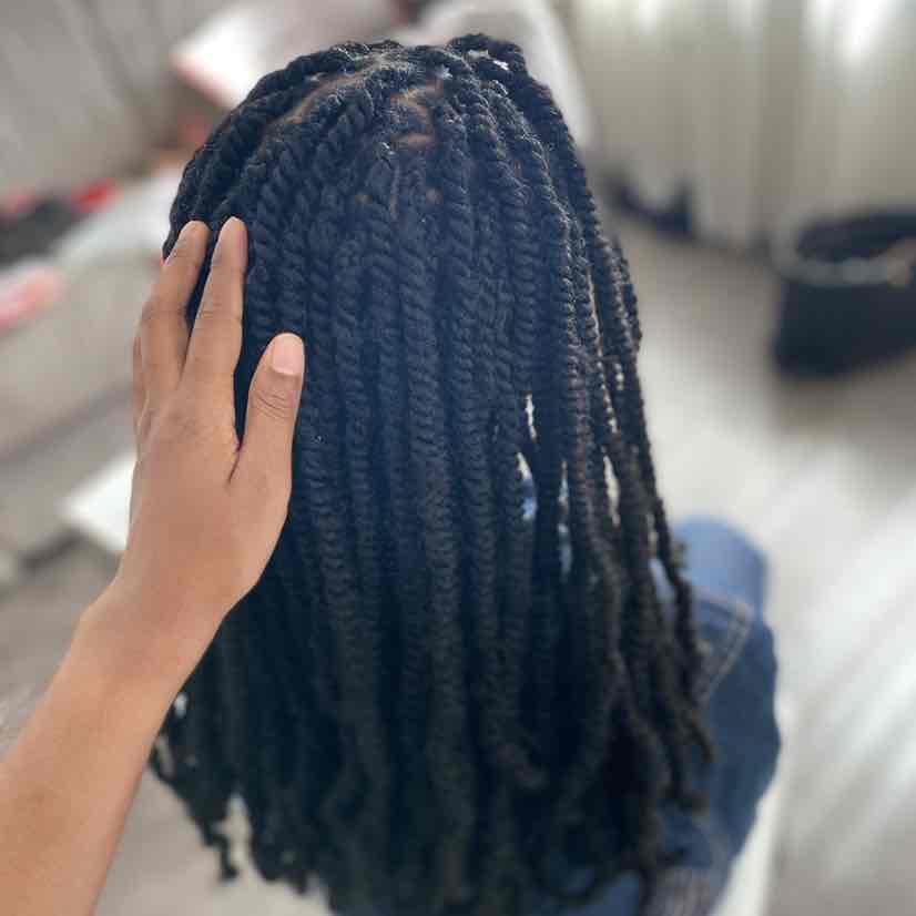 salon de coiffure afro tresse tresses box braids crochet braids vanilles tissages paris 75 77 78 91 92 93 94 95 NUBVKQCF