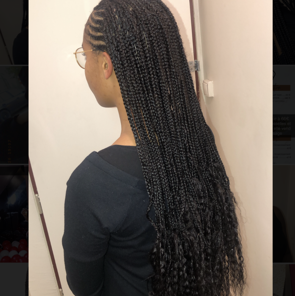 salon de coiffure afro tresse tresses box braids crochet braids vanilles tissages paris 75 77 78 91 92 93 94 95 SAYBZBHY
