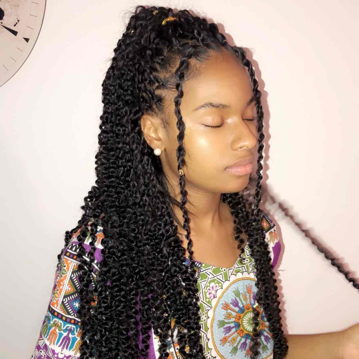 salon de coiffure afro tresse tresses box braids crochet braids vanilles tissages paris 75 77 78 91 92 93 94 95 AJBBMYIE