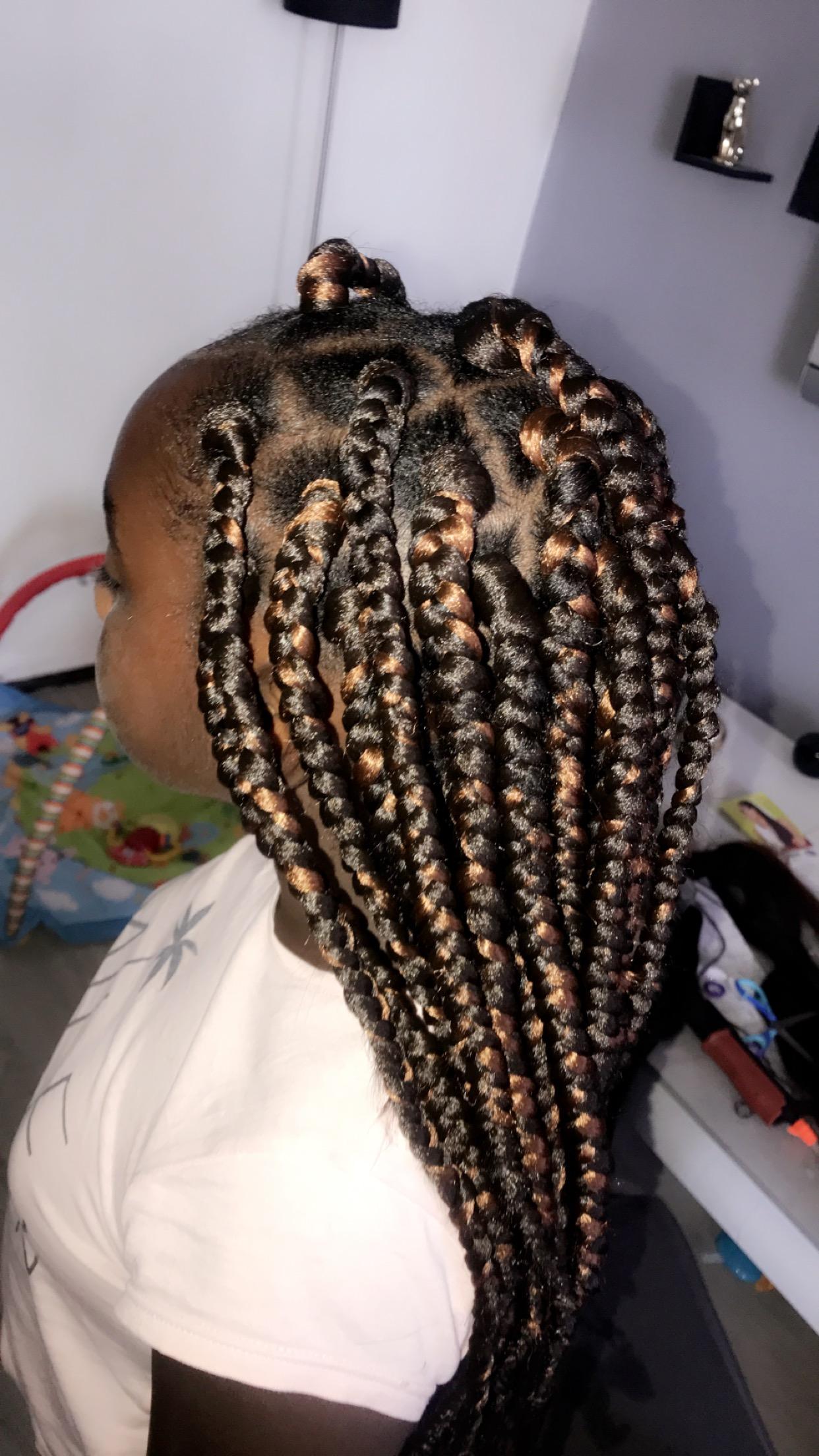 salon de coiffure afro tresse tresses box braids crochet braids vanilles tissages paris 75 77 78 91 92 93 94 95 TUKLZCJY