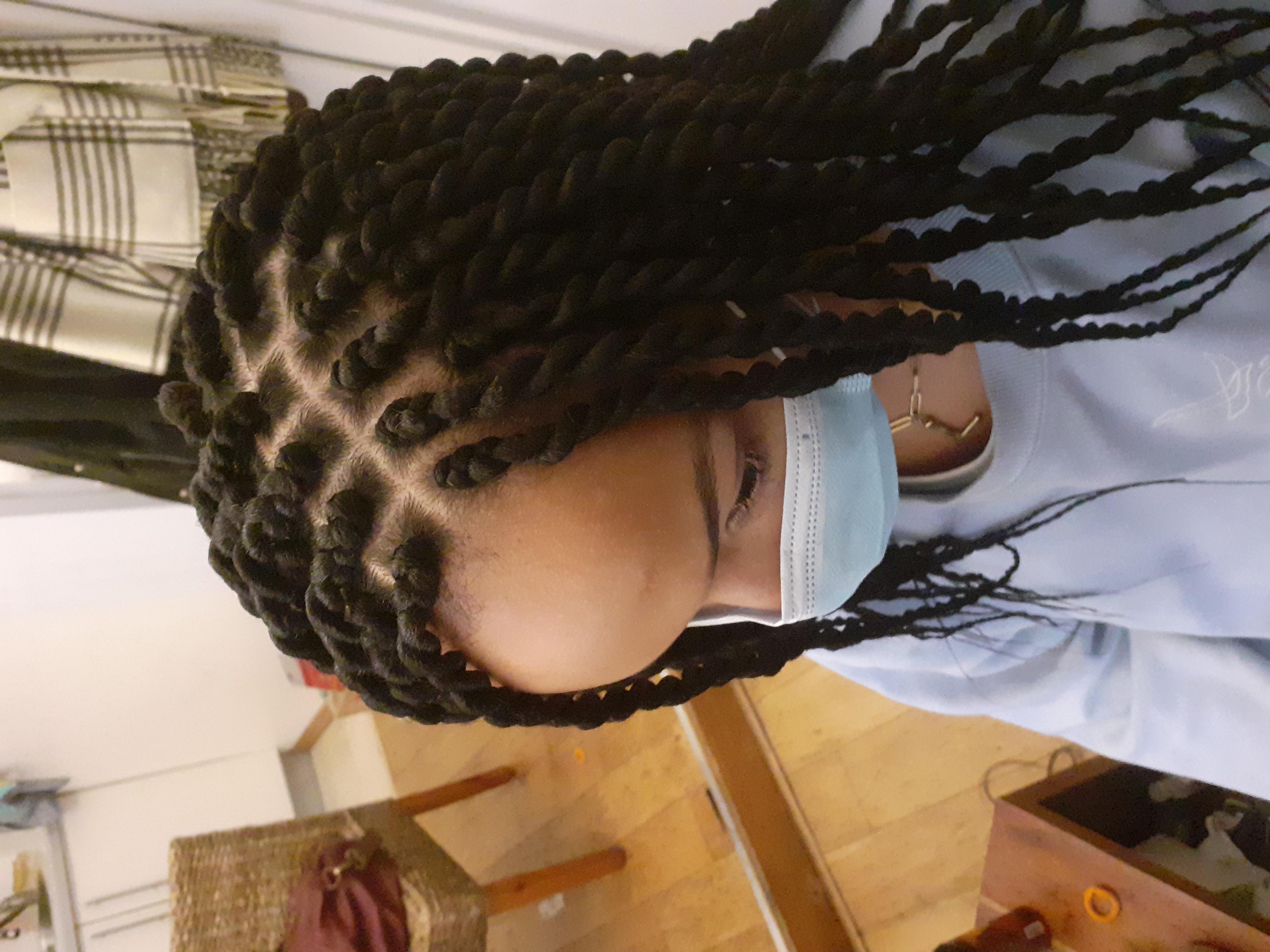 salon de coiffure afro tresse tresses box braids crochet braids vanilles tissages paris 75 77 78 91 92 93 94 95 VYIPPNQX