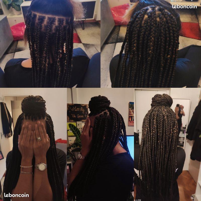 salon de coiffure afro tresse tresses box braids crochet braids vanilles tissages paris 75 77 78 91 92 93 94 95 UEROTEZA