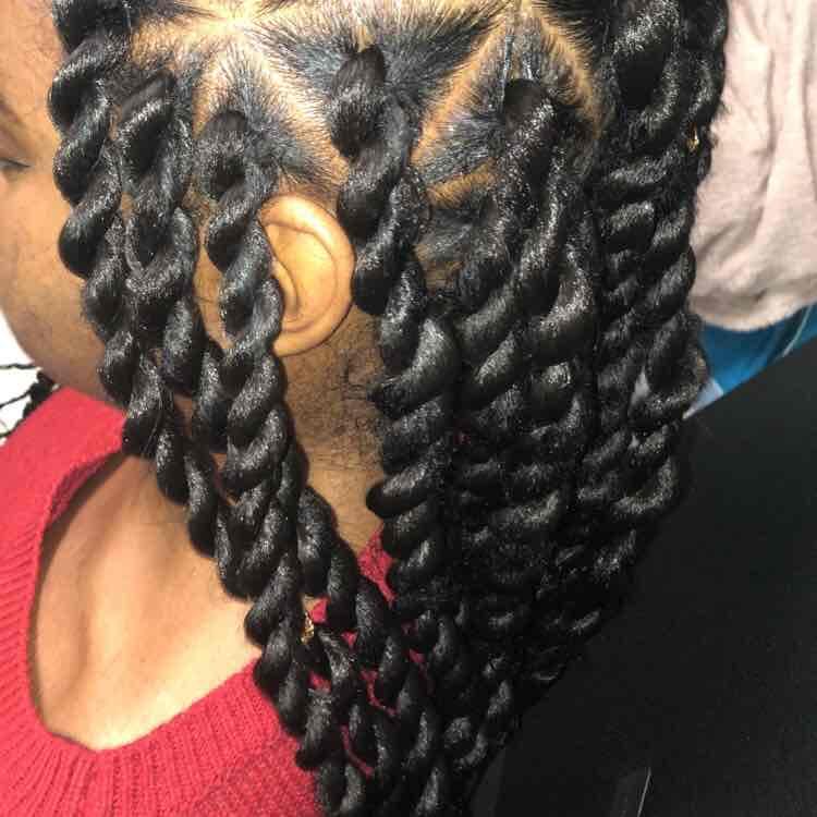 salon de coiffure afro tresse tresses box braids crochet braids vanilles tissages paris 75 77 78 91 92 93 94 95 YMYBHLMR