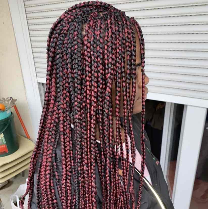 salon de coiffure afro tresse tresses box braids crochet braids vanilles tissages paris 75 77 78 91 92 93 94 95 IYAGGPPA