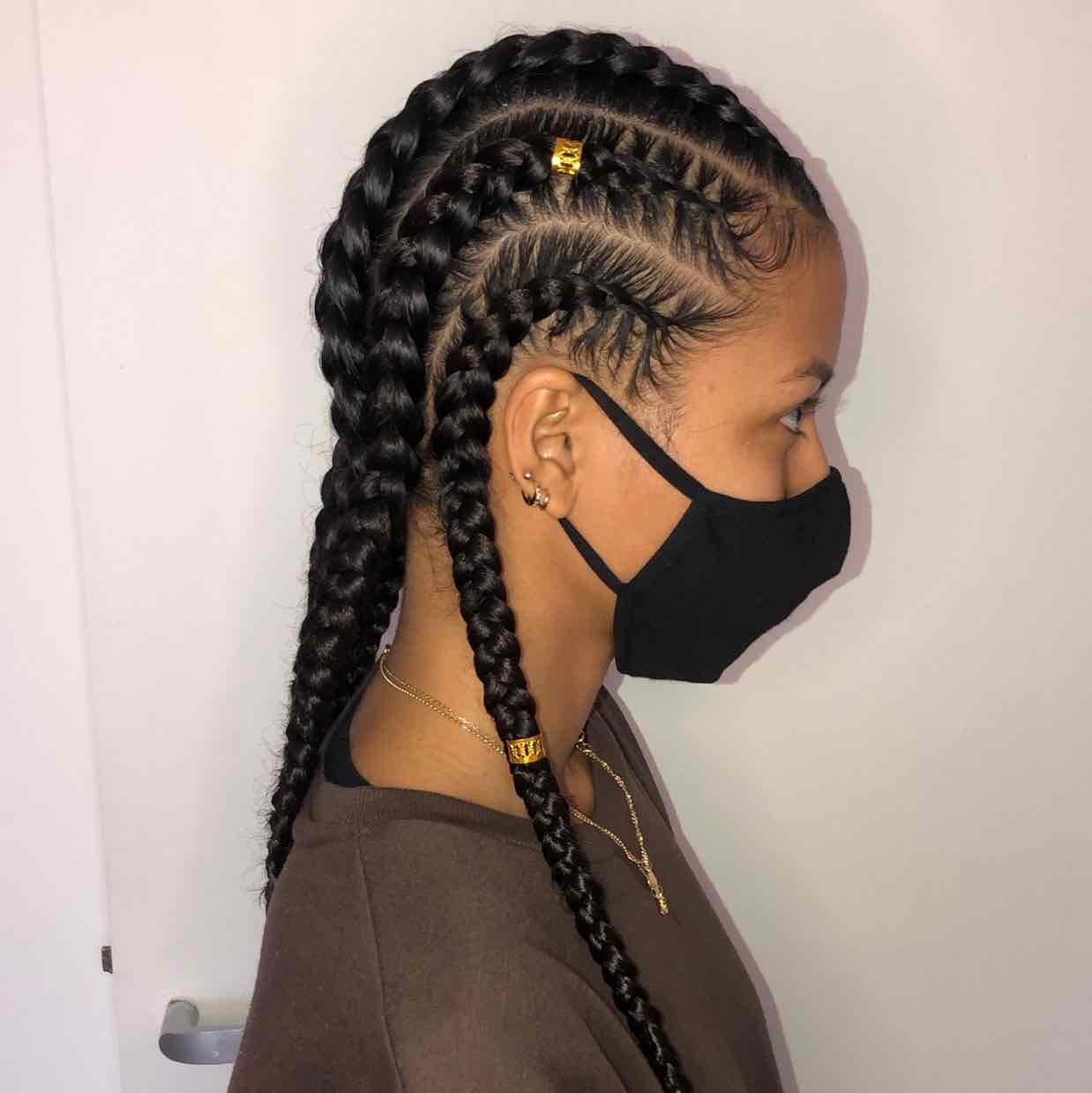 salon de coiffure afro tresse tresses box braids crochet braids vanilles tissages paris 75 77 78 91 92 93 94 95 CCGQBAXG