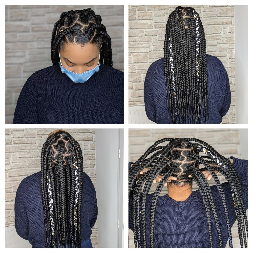 salon de coiffure afro tresse tresses box braids crochet braids vanilles tissages paris 75 77 78 91 92 93 94 95 SAVHZNEH