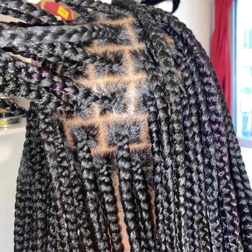 salon de coiffure afro tresse tresses box braids crochet braids vanilles tissages paris 75 77 78 91 92 93 94 95 ELCKYHBO