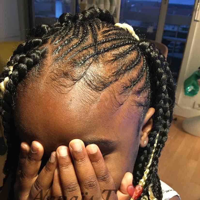 salon de coiffure afro tresse tresses box braids crochet braids vanilles tissages paris 75 77 78 91 92 93 94 95 AXXGWQPM