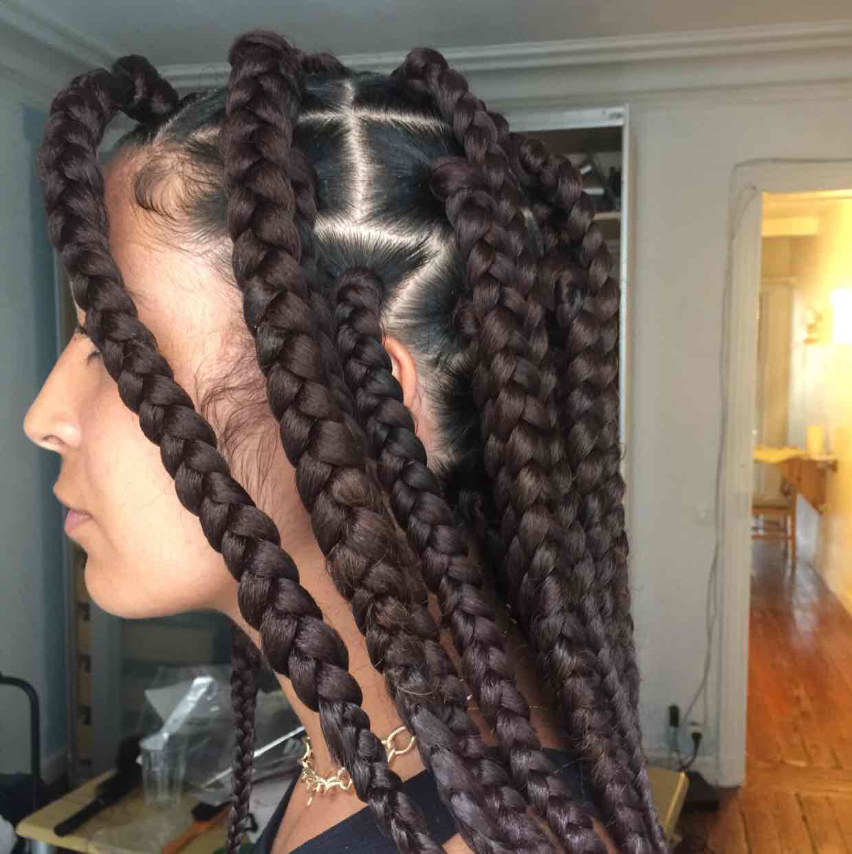 salon de coiffure afro tresse tresses box braids crochet braids vanilles tissages paris 75 77 78 91 92 93 94 95 YGTHLEYW