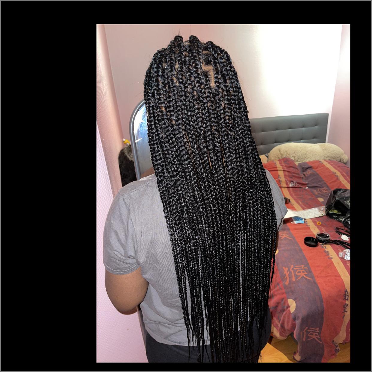 salon de coiffure afro tresse tresses box braids crochet braids vanilles tissages paris 75 77 78 91 92 93 94 95 YGTOXFDT