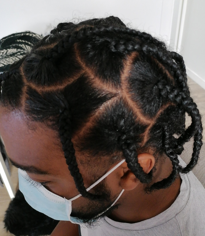 salon de coiffure afro tresse tresses box braids crochet braids vanilles tissages paris 75 77 78 91 92 93 94 95 WYZHPTYN