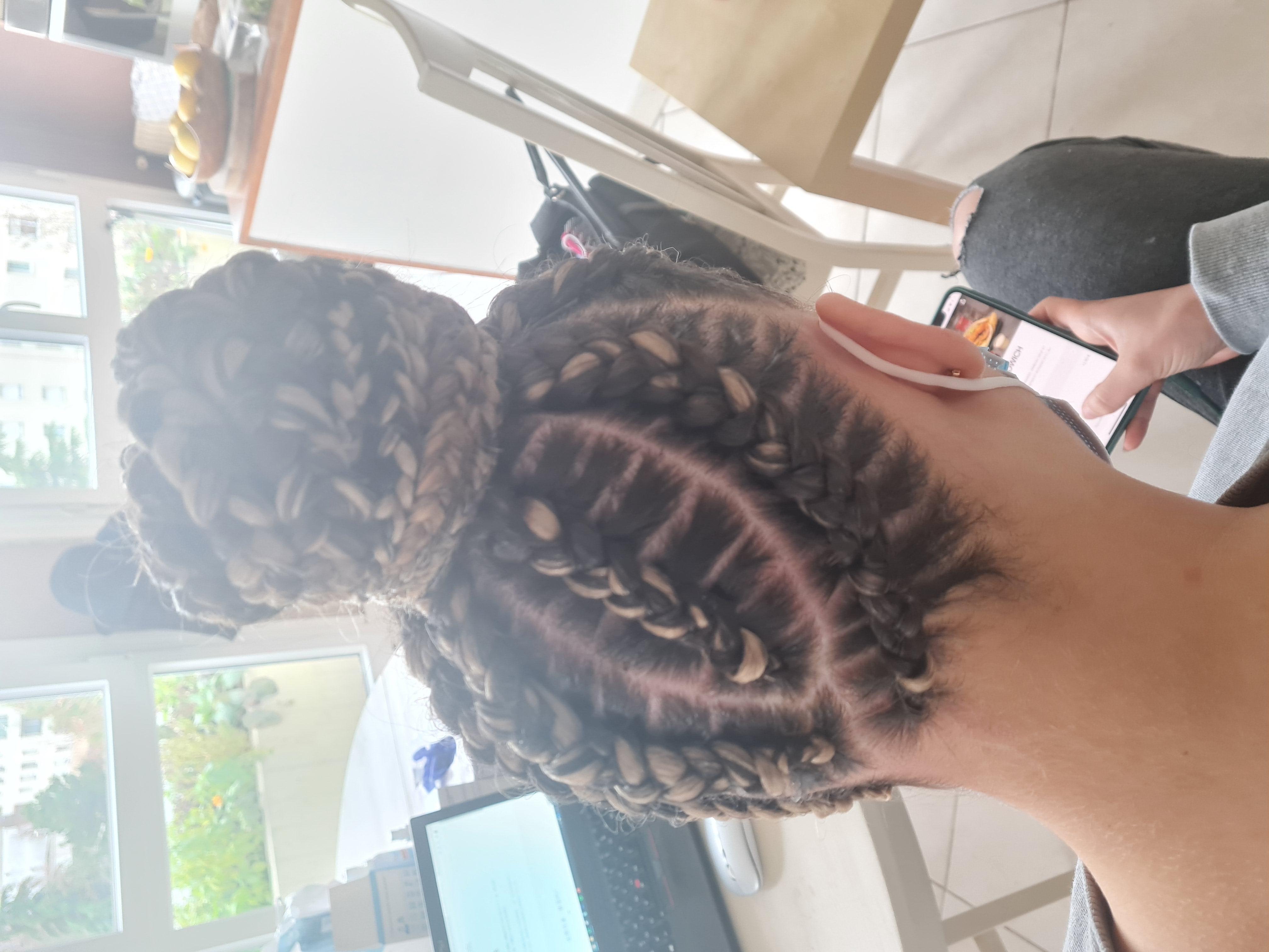 salon de coiffure afro tresse tresses box braids crochet braids vanilles tissages paris 75 77 78 91 92 93 94 95 WRYSAKJN