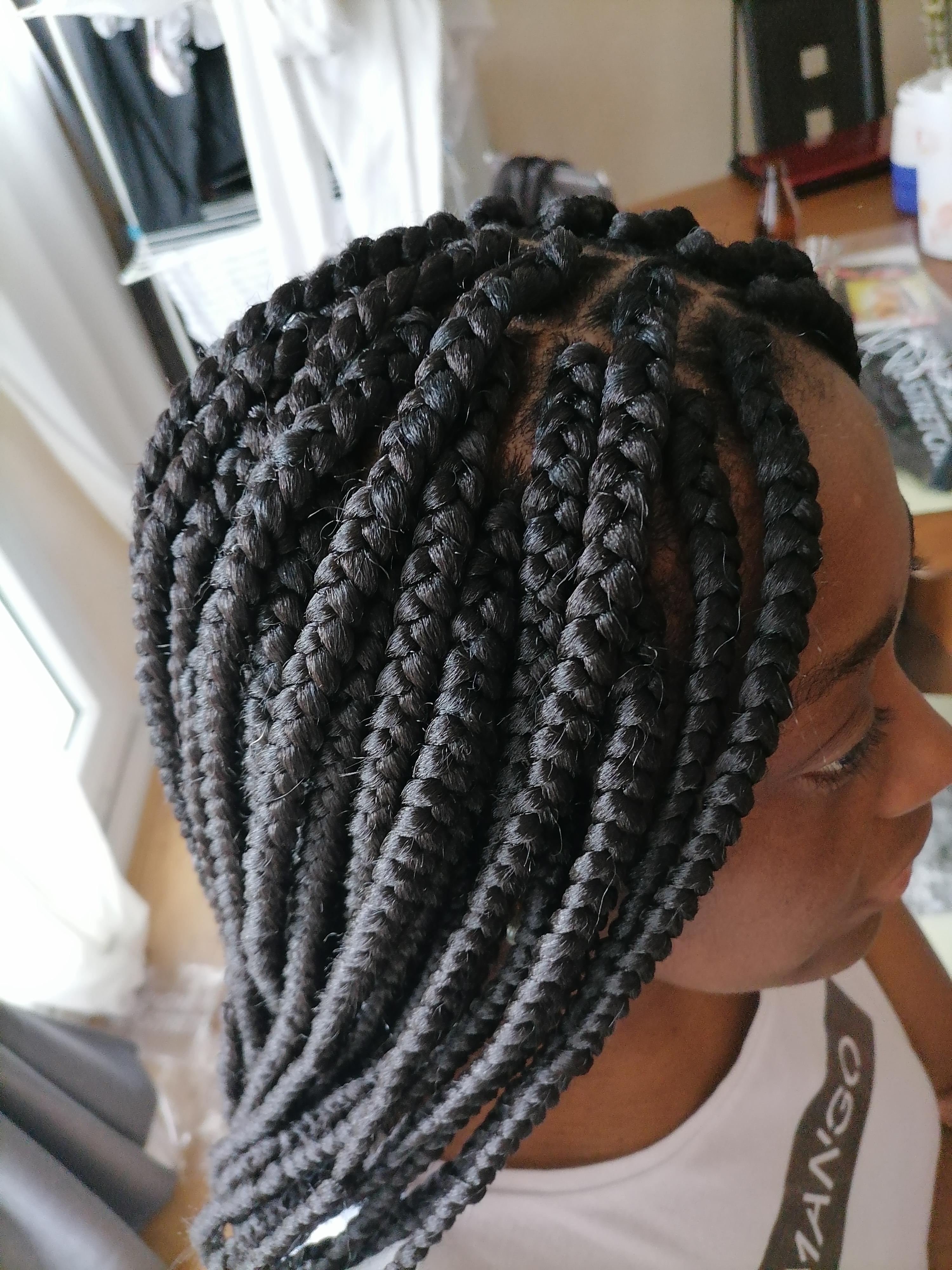 salon de coiffure afro tresse tresses box braids crochet braids vanilles tissages paris 75 77 78 91 92 93 94 95 WARRYYHY