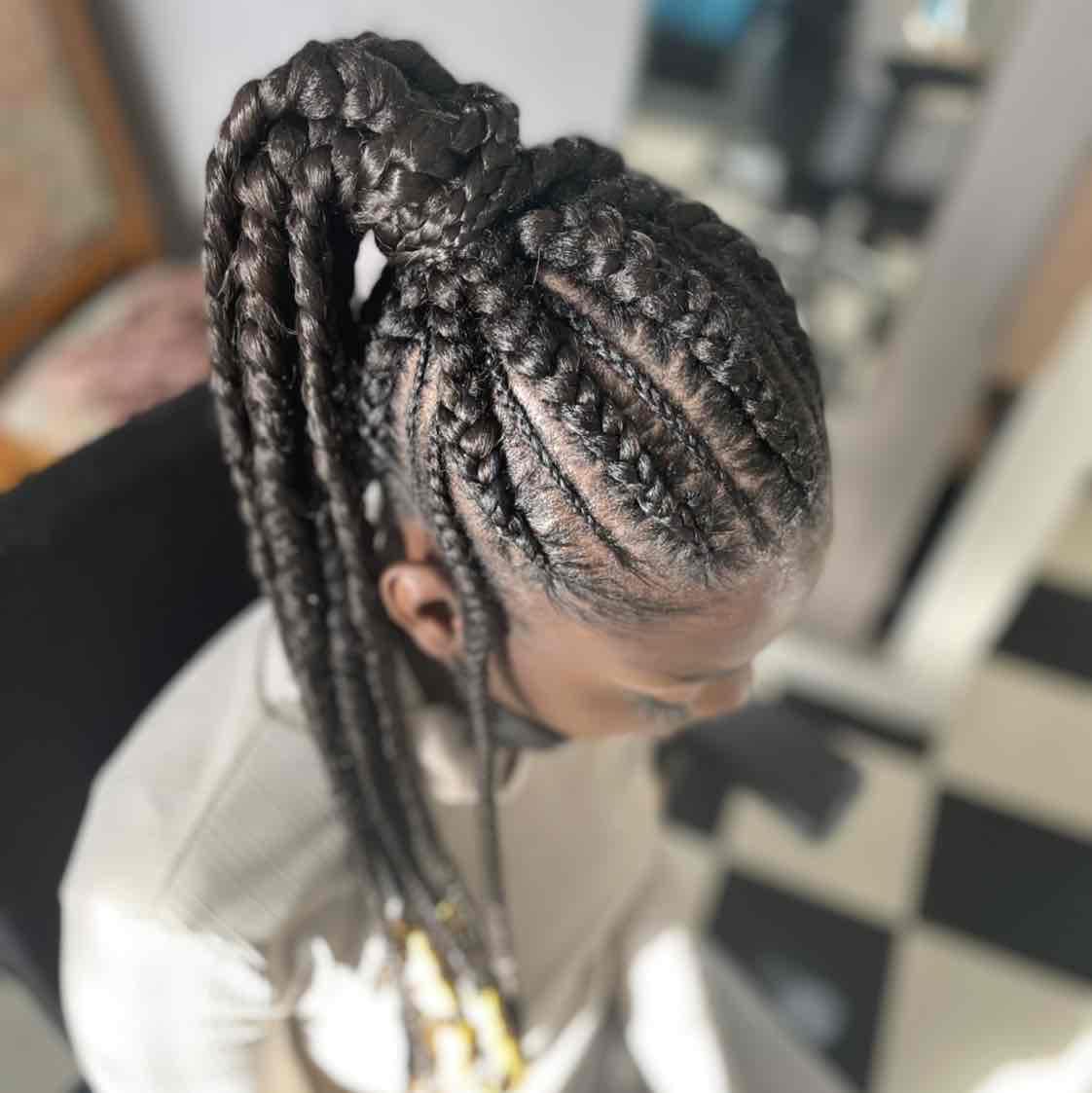 salon de coiffure afro tresse tresses box braids crochet braids vanilles tissages paris 75 77 78 91 92 93 94 95 NUPOTRHY