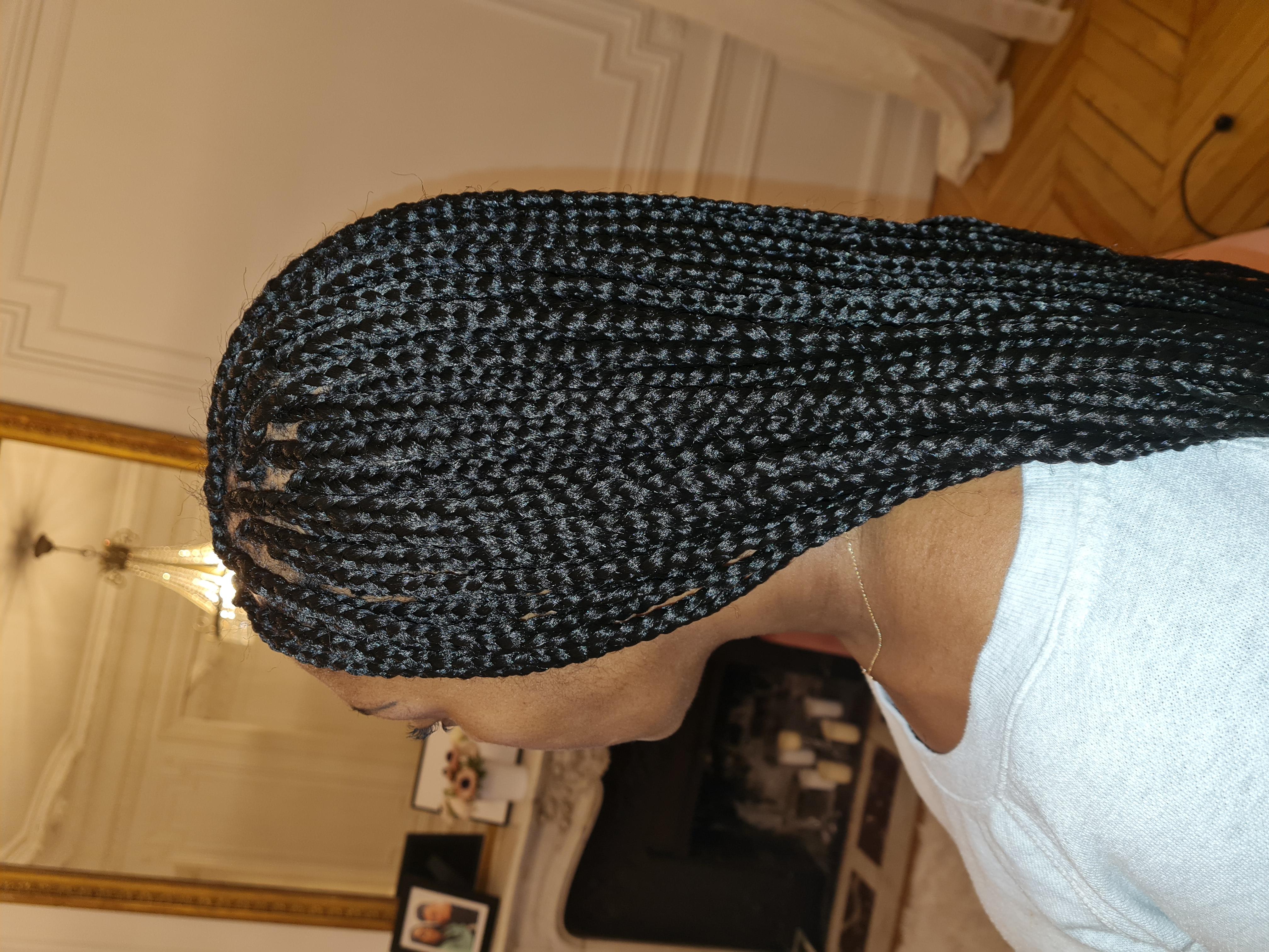 salon de coiffure afro tresse tresses box braids crochet braids vanilles tissages paris 75 77 78 91 92 93 94 95 RQJUOACL