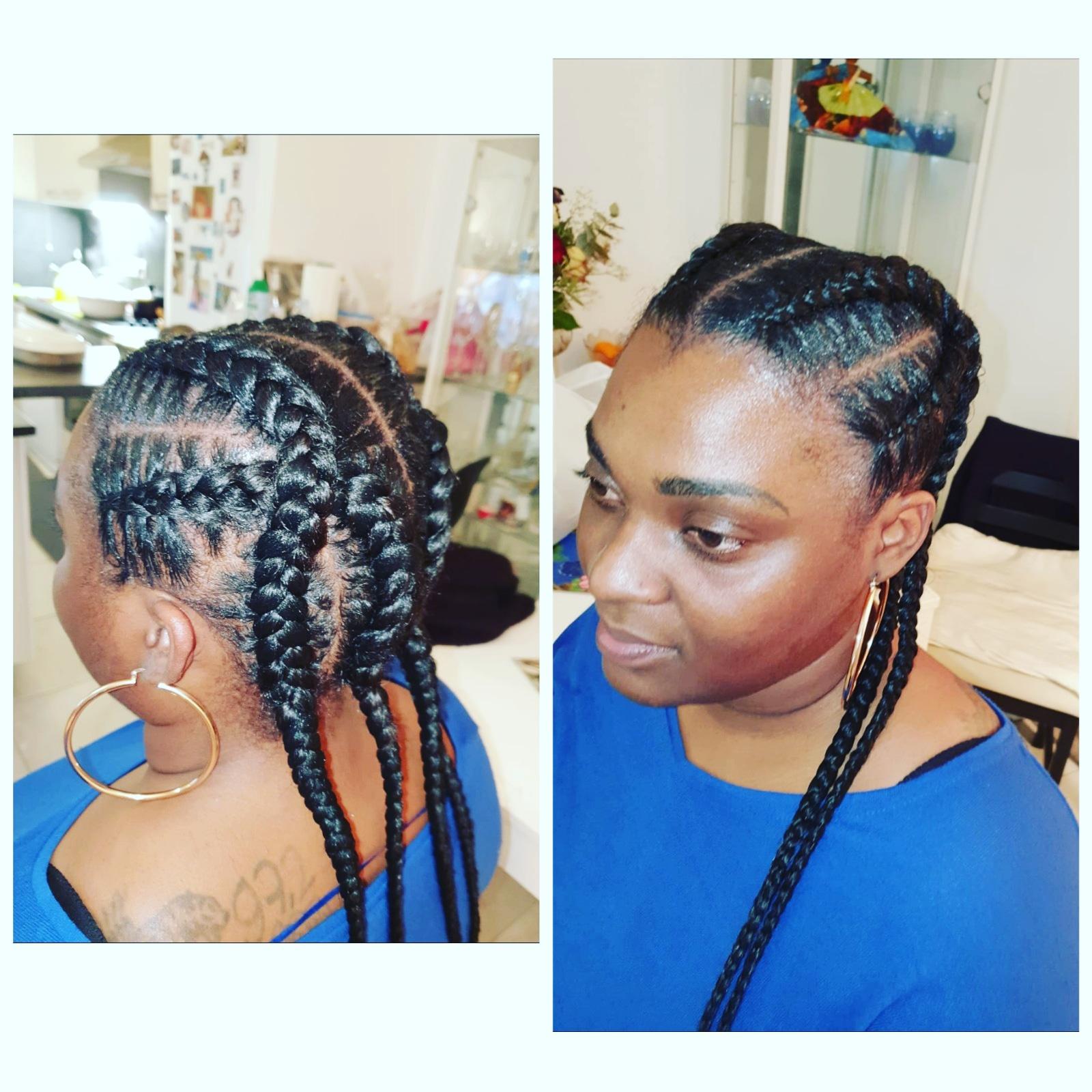 salon de coiffure afro tresse tresses box braids crochet braids vanilles tissages paris 75 77 78 91 92 93 94 95 FWIEFOCI