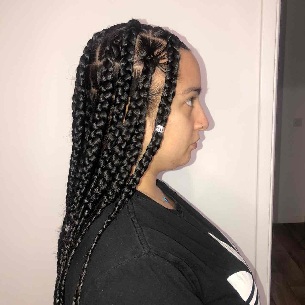 salon de coiffure afro tresse tresses box braids crochet braids vanilles tissages paris 75 77 78 91 92 93 94 95 MCLBRYQH