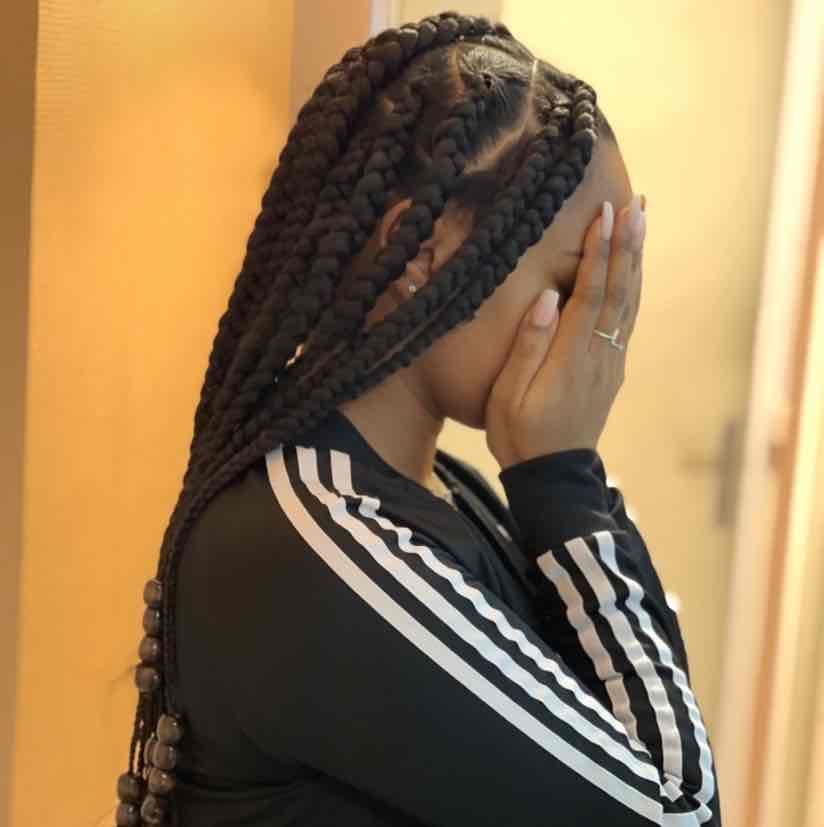 salon de coiffure afro tresse tresses box braids crochet braids vanilles tissages paris 75 77 78 91 92 93 94 95 MBMXMSVS