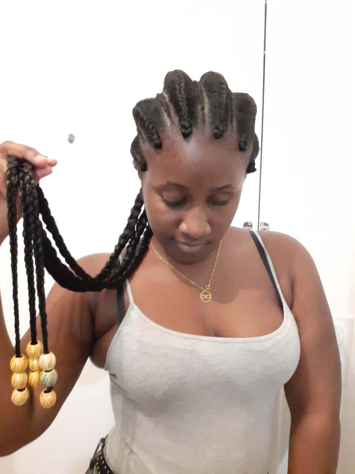 salon de coiffure afro tresse tresses box braids crochet braids vanilles tissages paris 75 77 78 91 92 93 94 95 TYRSRLGO