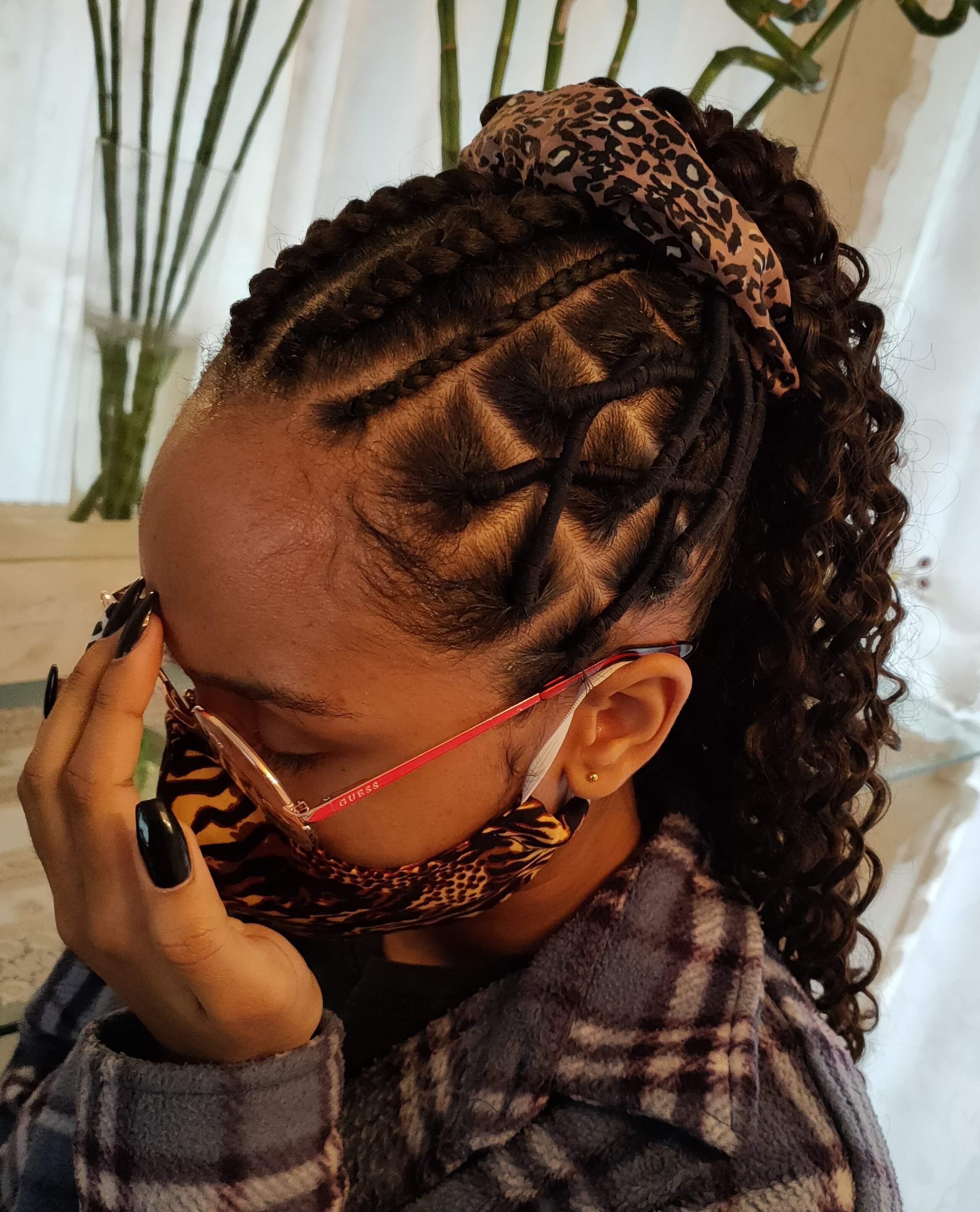 salon de coiffure afro tresse tresses box braids crochet braids vanilles tissages paris 75 77 78 91 92 93 94 95 BVWPOQZO