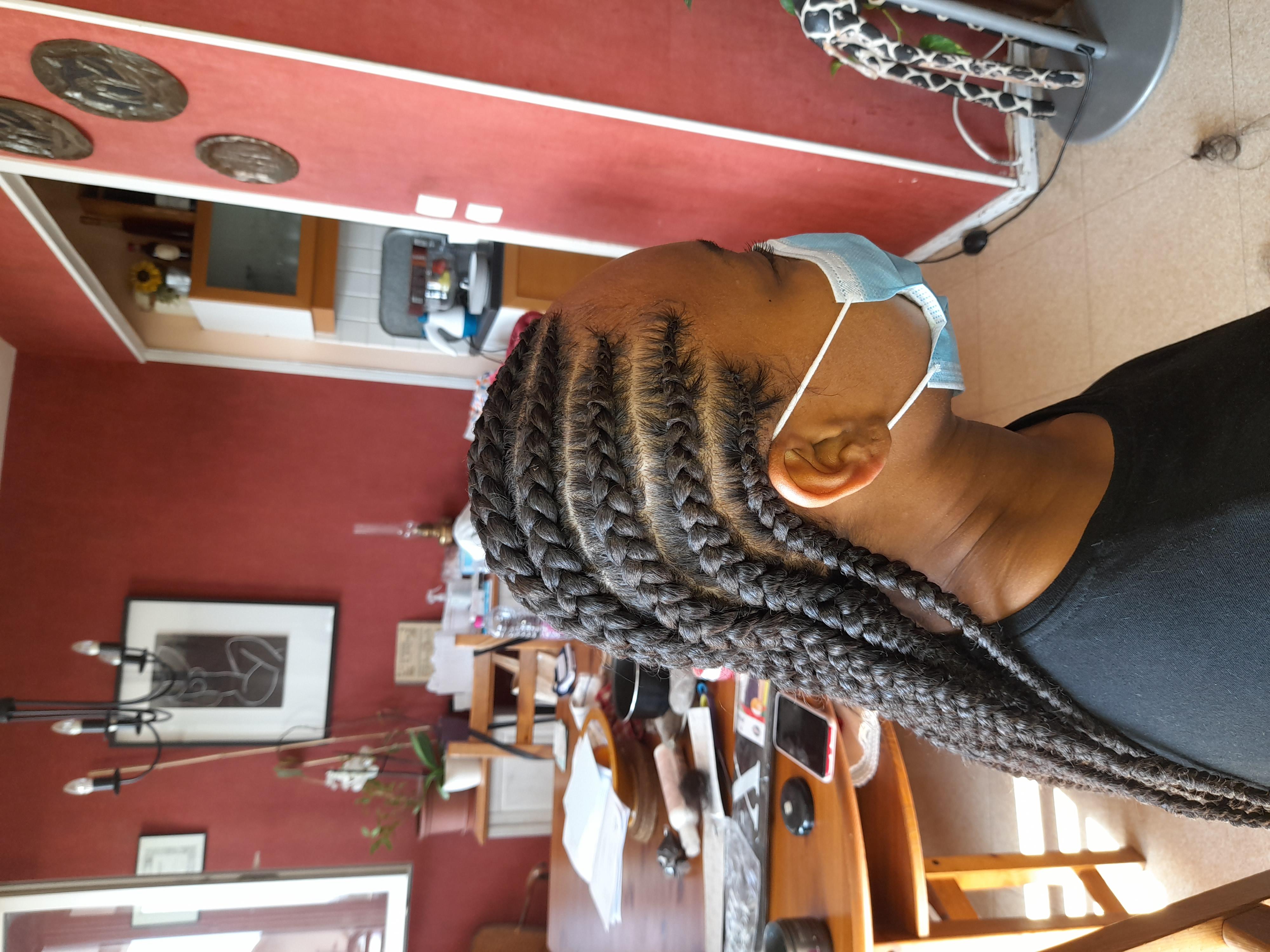 salon de coiffure afro tresse tresses box braids crochet braids vanilles tissages paris 75 77 78 91 92 93 94 95 ROSDOUQM