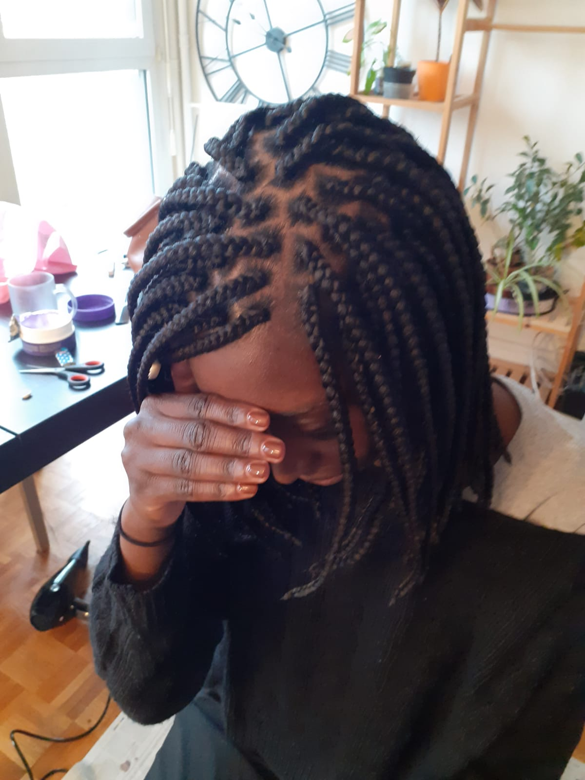 salon de coiffure afro tresse tresses box braids crochet braids vanilles tissages paris 75 77 78 91 92 93 94 95 UOCYPQRK