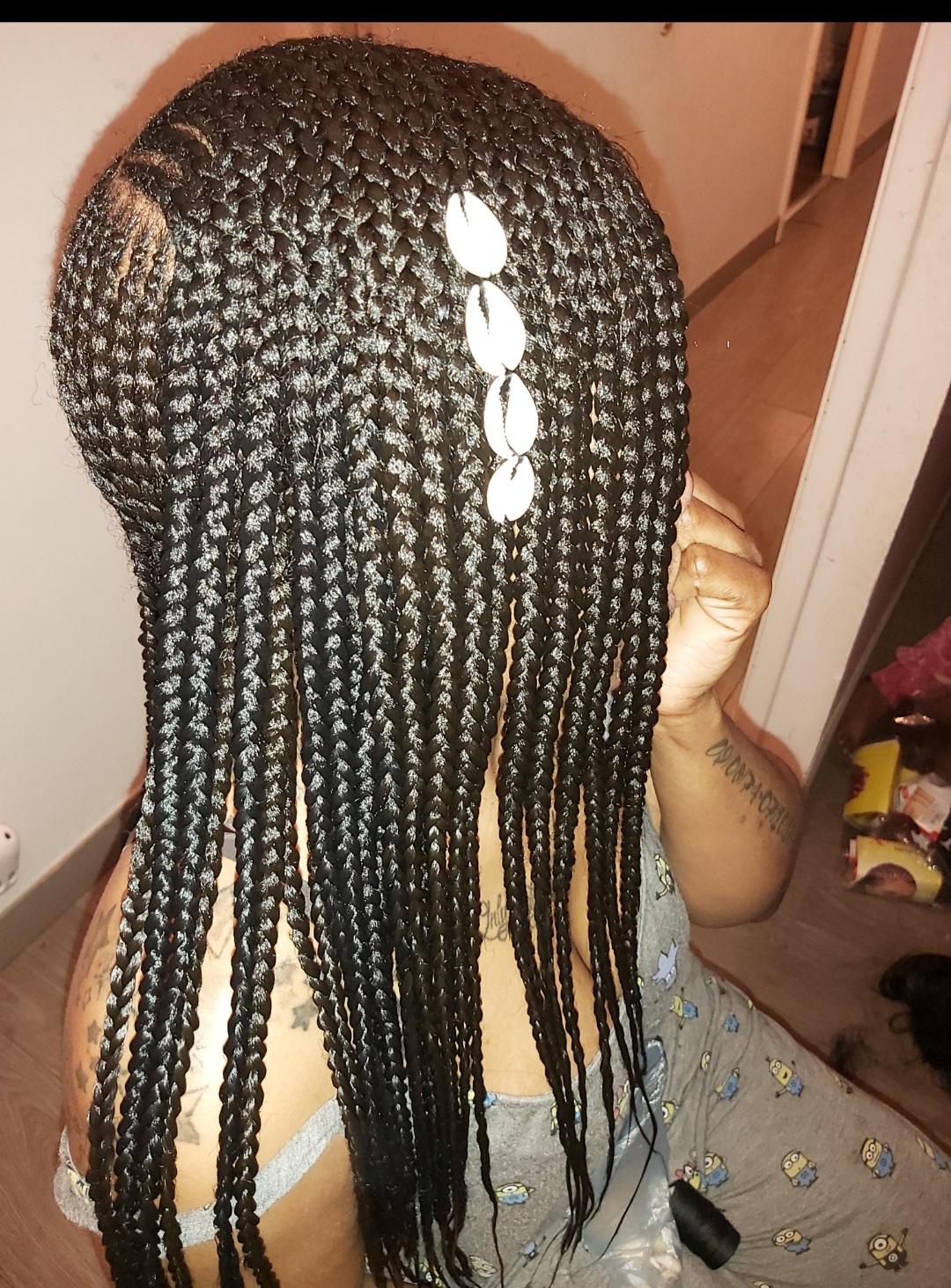 salon de coiffure afro tresse tresses box braids crochet braids vanilles tissages paris 75 77 78 91 92 93 94 95 YNMBWSXI