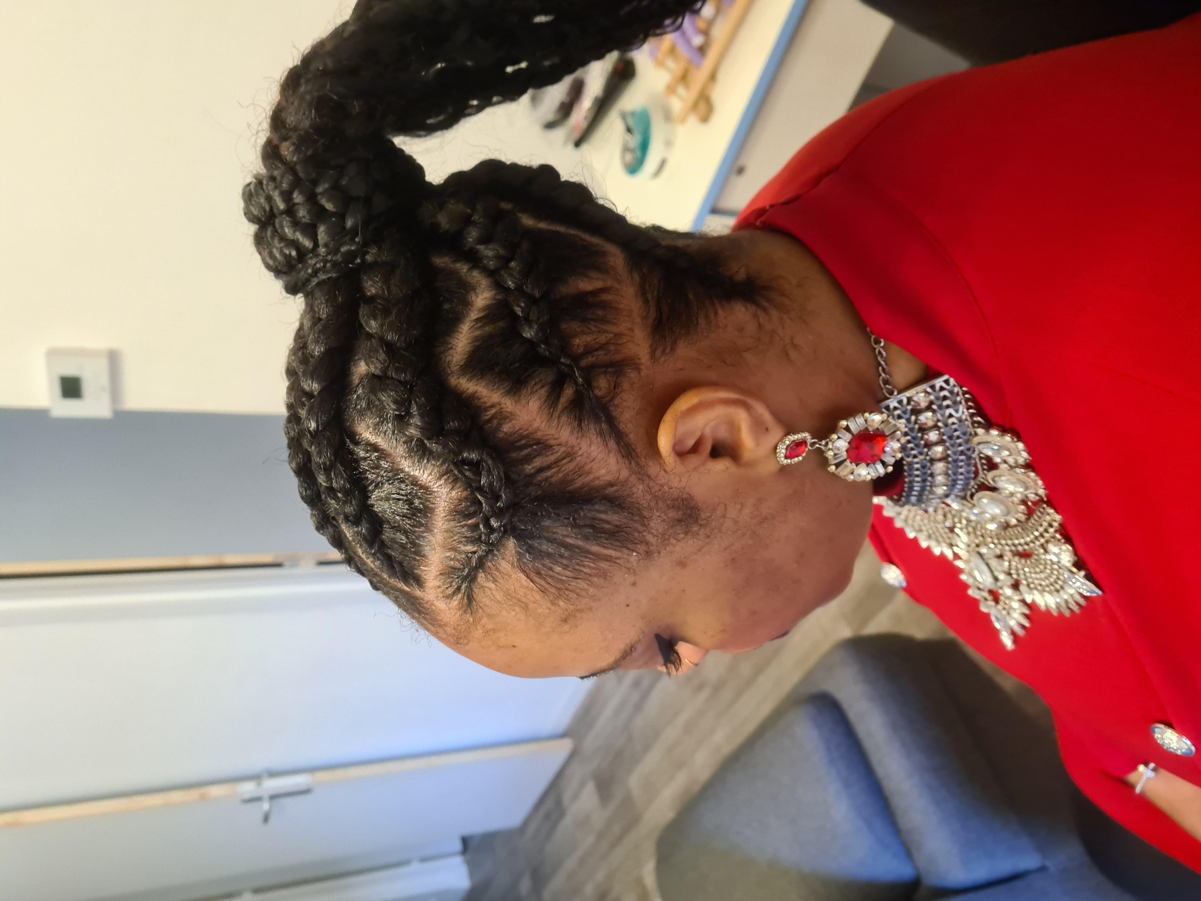 salon de coiffure afro tresse tresses box braids crochet braids vanilles tissages paris 75 77 78 91 92 93 94 95 KRXBJZCE