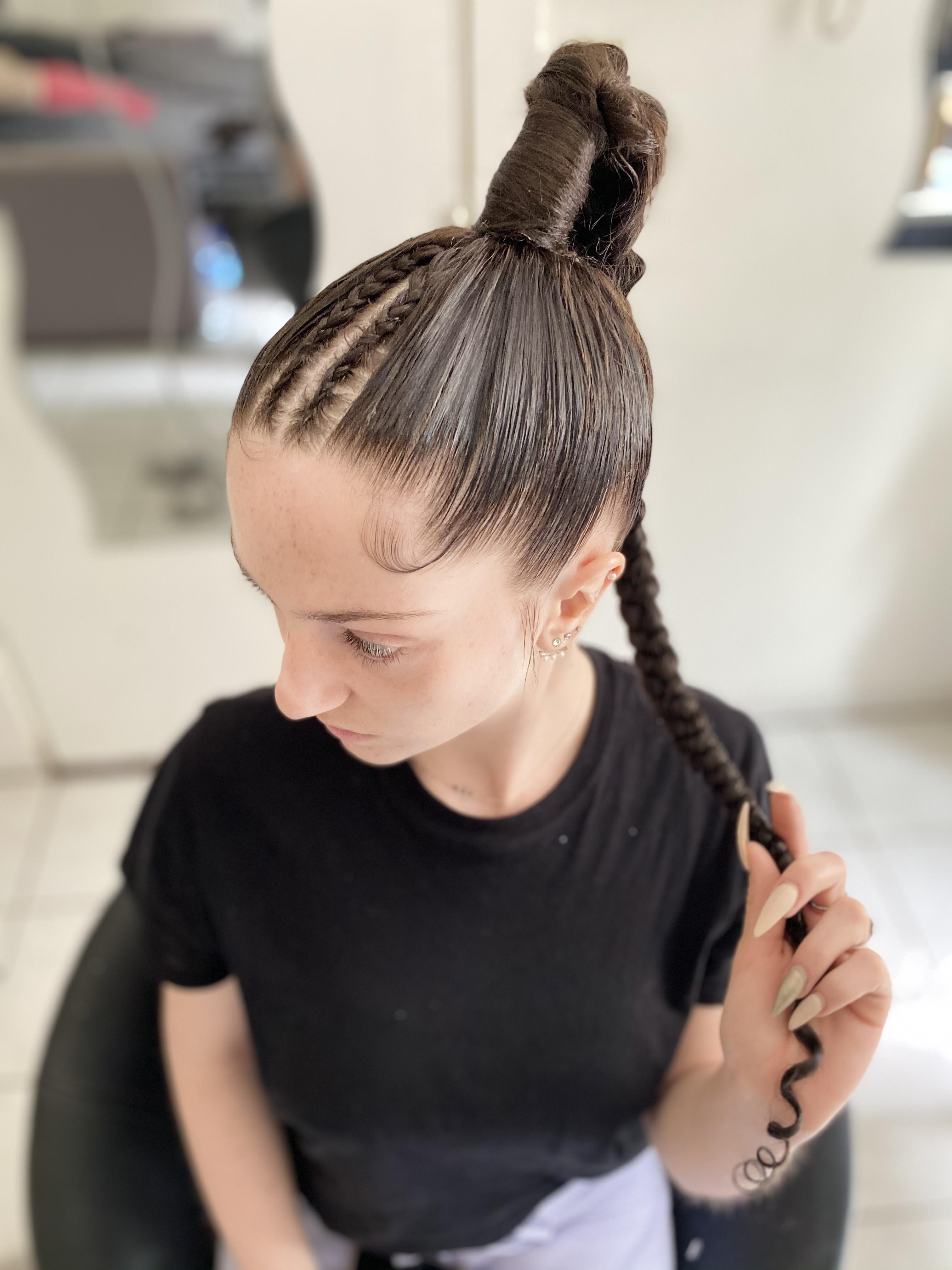 salon de coiffure afro tresse tresses box braids crochet braids vanilles tissages paris 75 77 78 91 92 93 94 95 XPOJHSLX