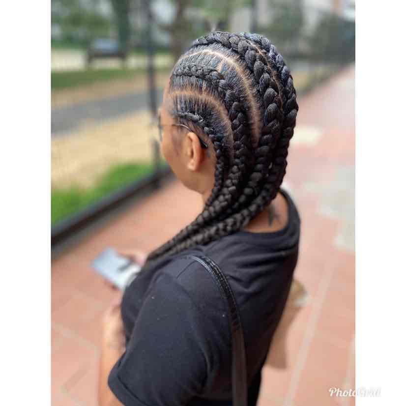 salon de coiffure afro tresse tresses box braids crochet braids vanilles tissages paris 75 77 78 91 92 93 94 95 RONKCHRY
