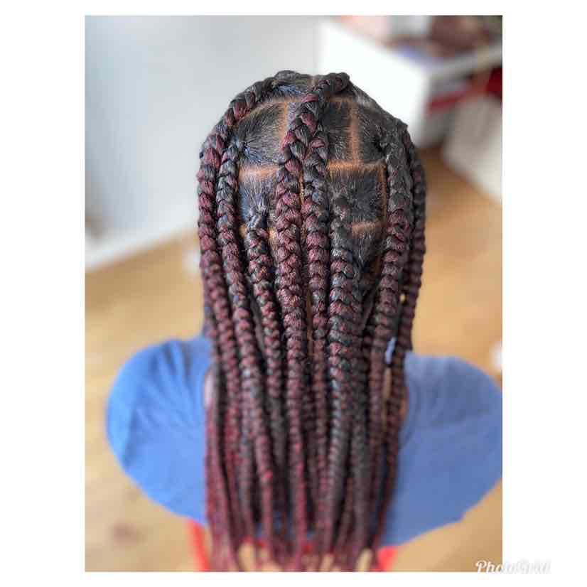 salon de coiffure afro tresse tresses box braids crochet braids vanilles tissages paris 75 77 78 91 92 93 94 95 BAZUPFHF