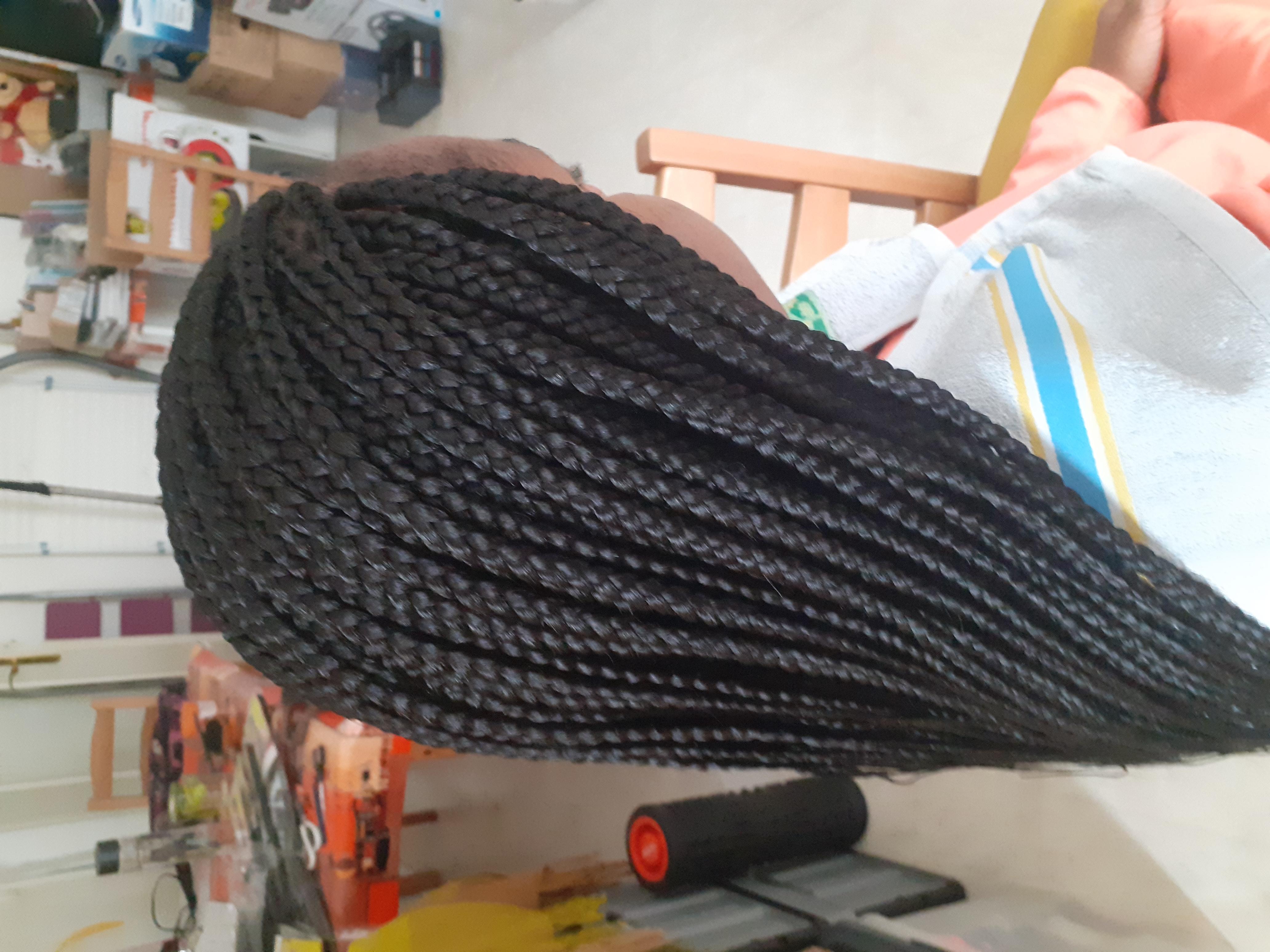 salon de coiffure afro tresse tresses box braids crochet braids vanilles tissages paris 75 77 78 91 92 93 94 95 XUCIFKMM