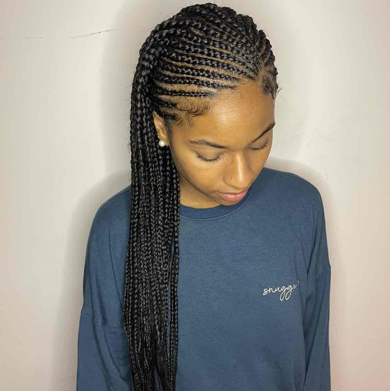 salon de coiffure afro tresse tresses box braids crochet braids vanilles tissages paris 75 77 78 91 92 93 94 95 ZUYCQMII