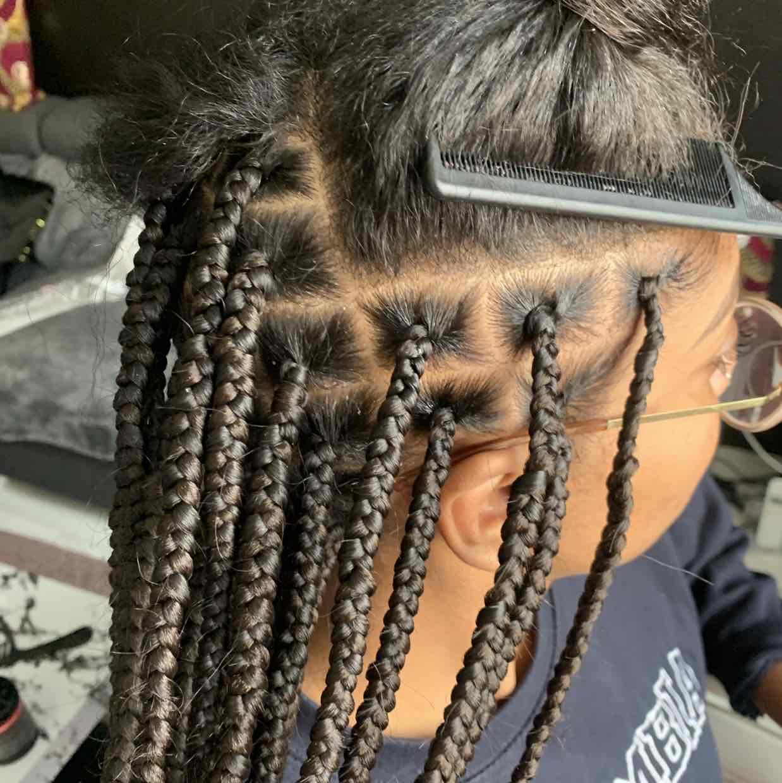 salon de coiffure afro tresse tresses box braids crochet braids vanilles tissages paris 75 77 78 91 92 93 94 95 IOQZWOXR