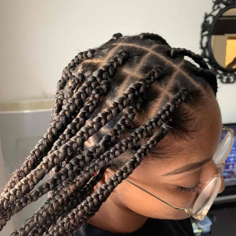 salon de coiffure afro tresse tresses box braids crochet braids vanilles tissages paris 75 77 78 91 92 93 94 95 GALTGWHU