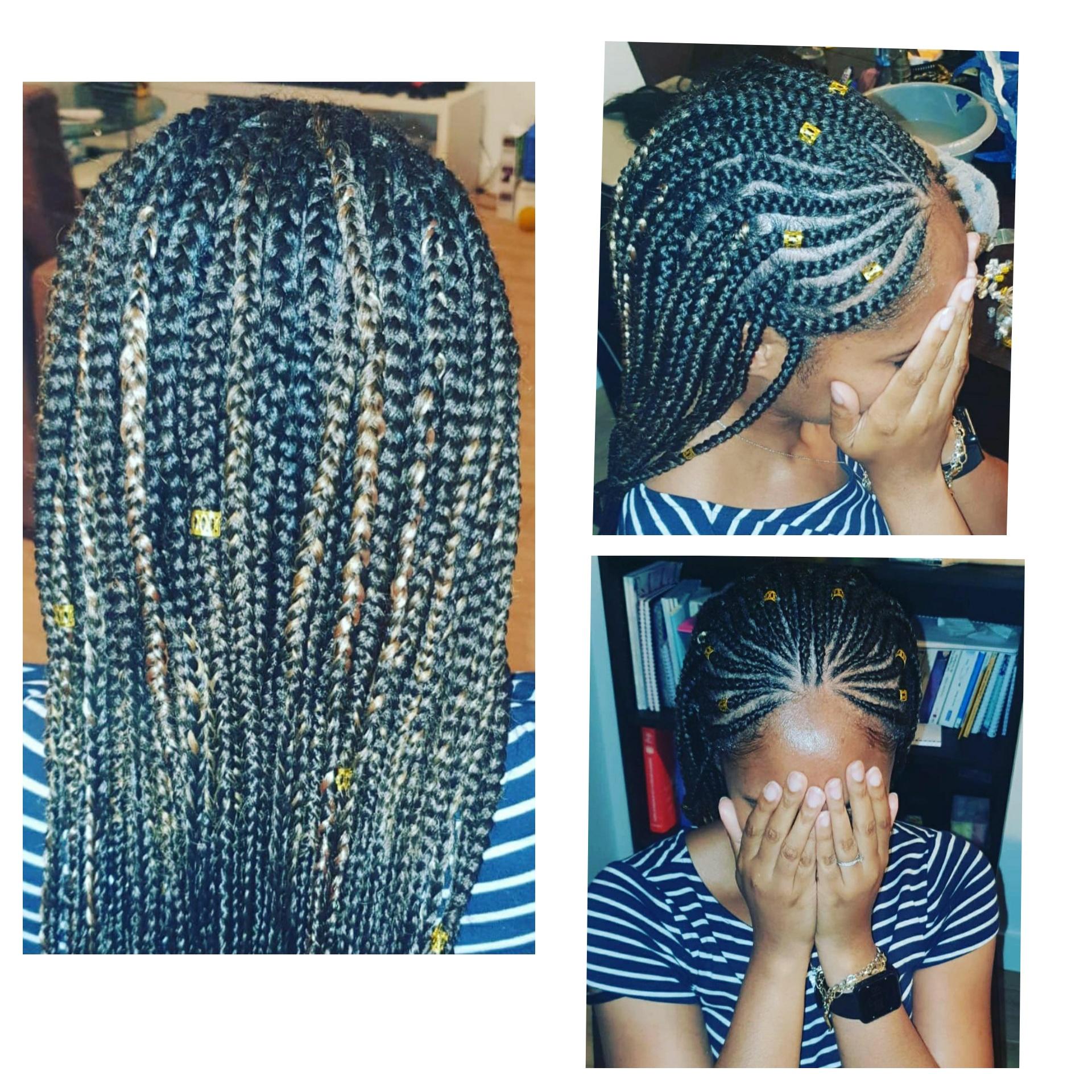salon de coiffure afro tresse tresses box braids crochet braids vanilles tissages paris 75 77 78 91 92 93 94 95 NOVKDAEB