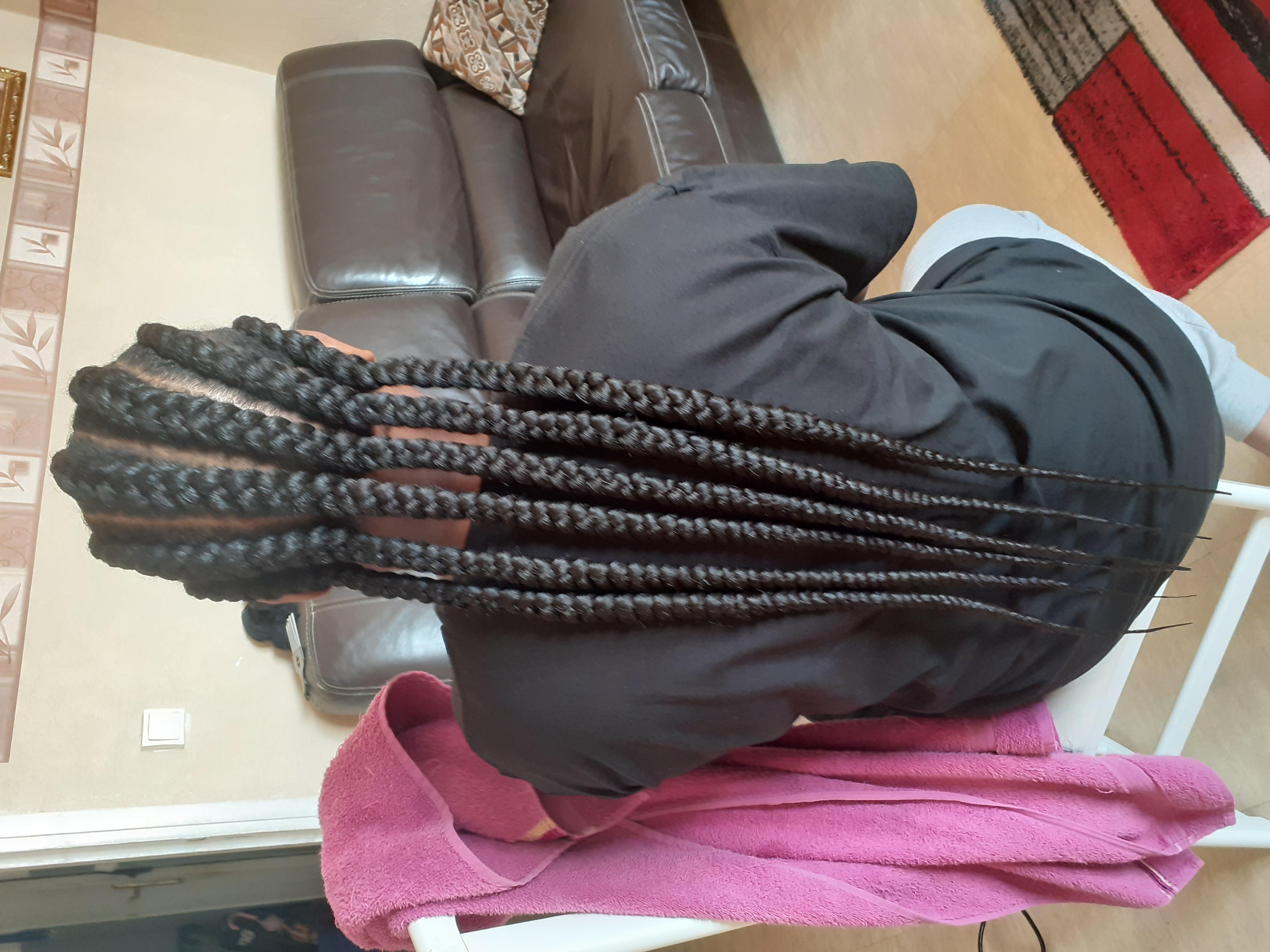 salon de coiffure afro tresse tresses box braids crochet braids vanilles tissages paris 75 77 78 91 92 93 94 95 FOUGVNCW