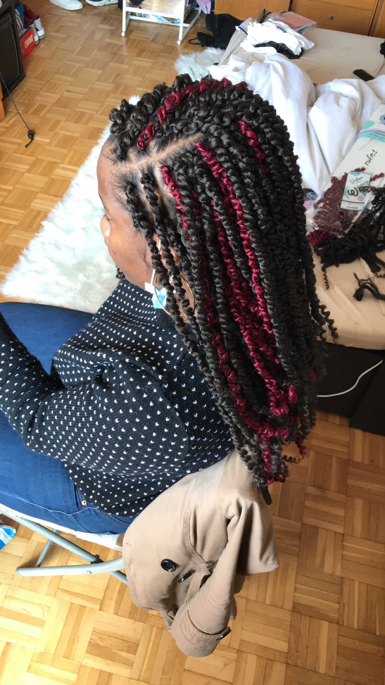 salon de coiffure afro tresse tresses box braids crochet braids vanilles tissages paris 75 77 78 91 92 93 94 95 OYXAAUJE